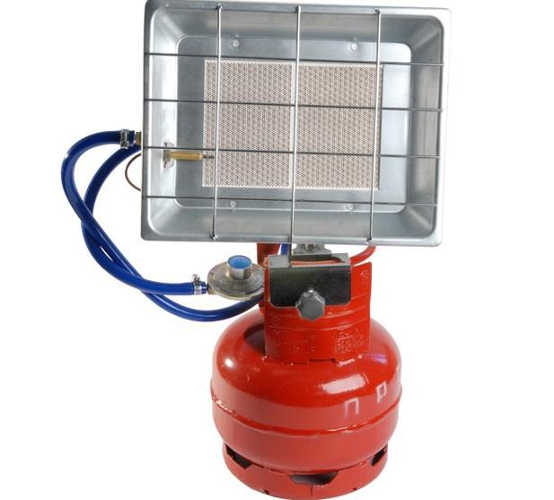 Газовые обогреватели для дачи