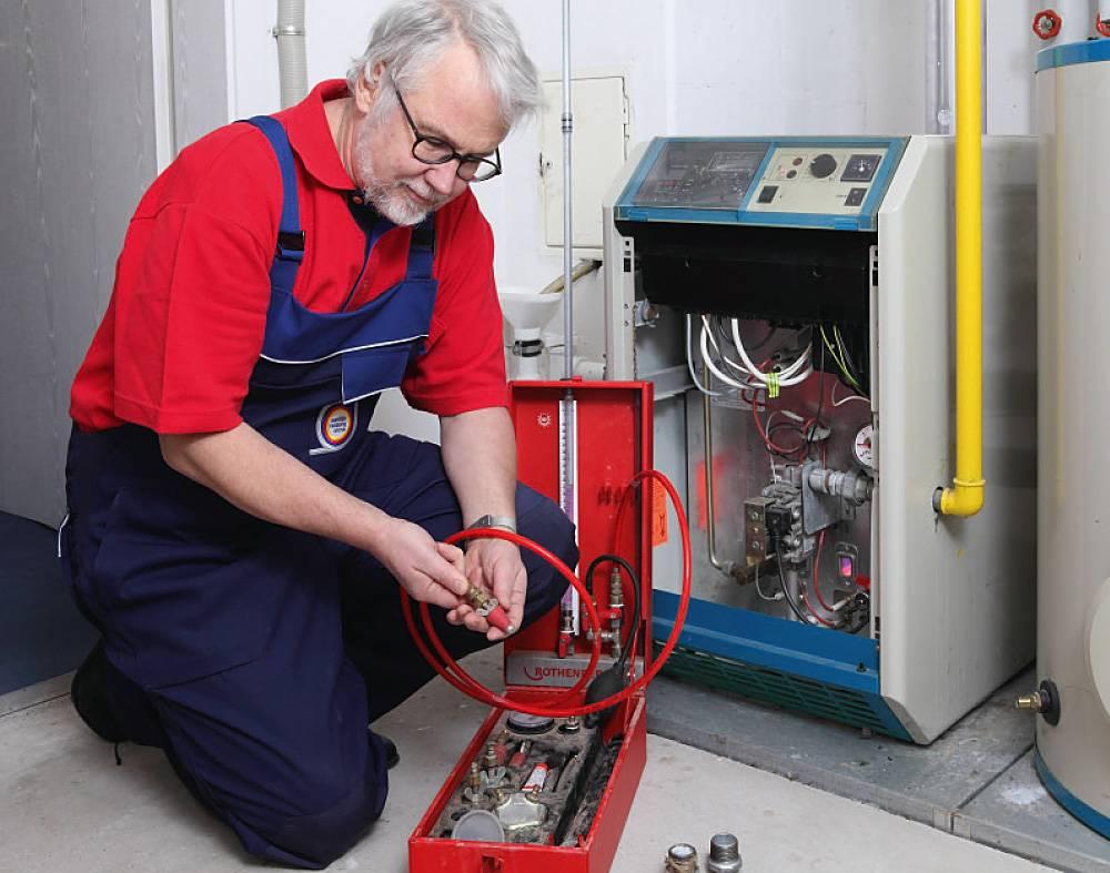 Промывка системы отопления многоквартирного дома