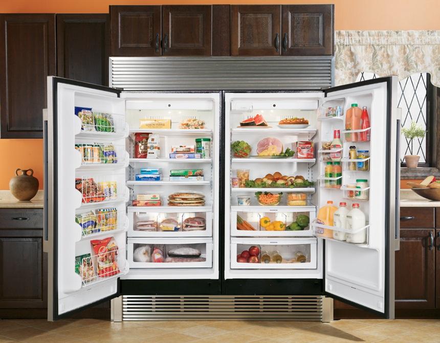 Как выбрать двухдверный холодильник с морозильной камерой