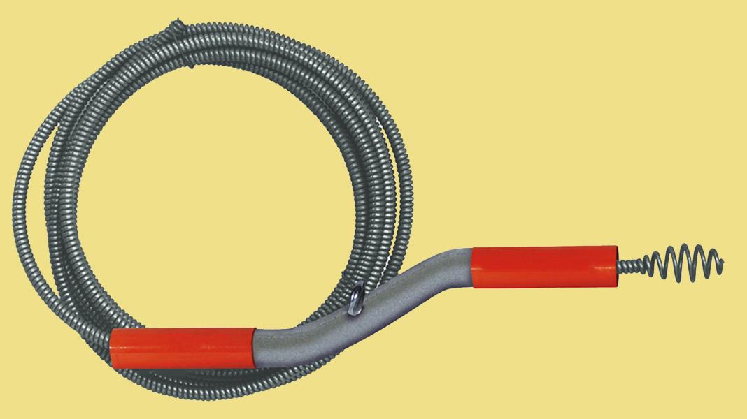 Трос для прочистки канализационных труб: для профессиональной чистки канализации и изготовленный своими руками длиной от 10 до 25 метров, как выбрать инструмент для очистки системы
