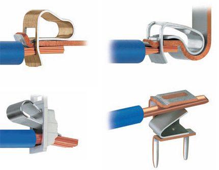 Соединение проводов с помощью зажимов - всё о электрике в доме