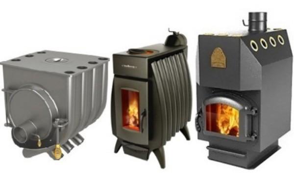 Газовые отопительные печи и обогреватели для дачи