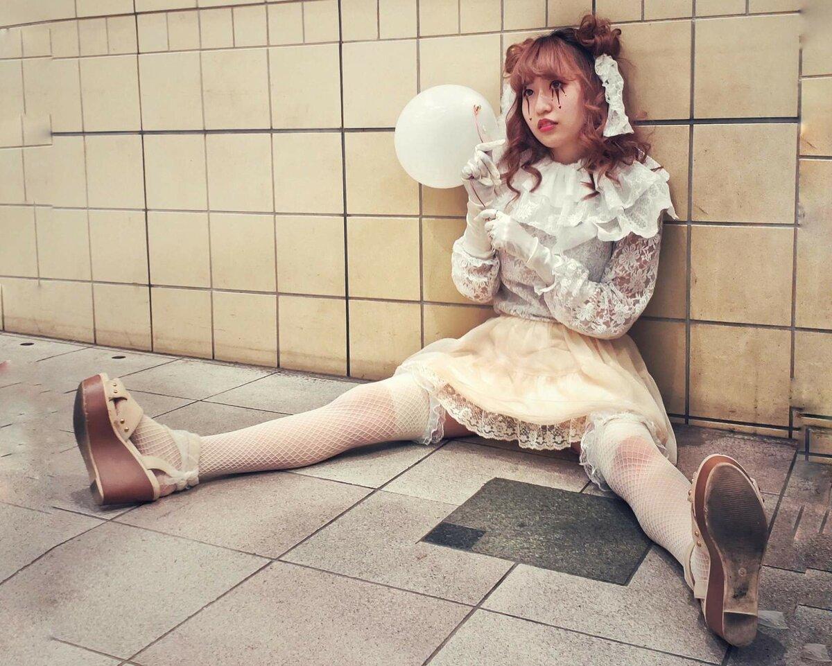 Зачем японские девушки носят подгузники