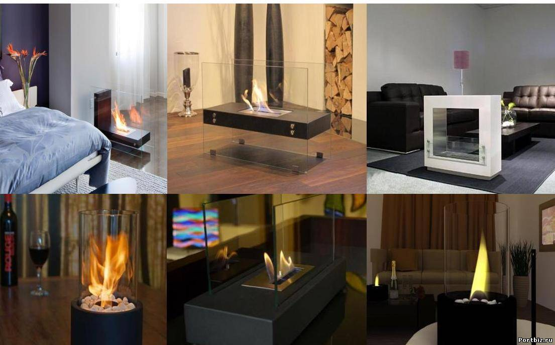 Биокамин (био камин): для квартиры и дома в интерьере