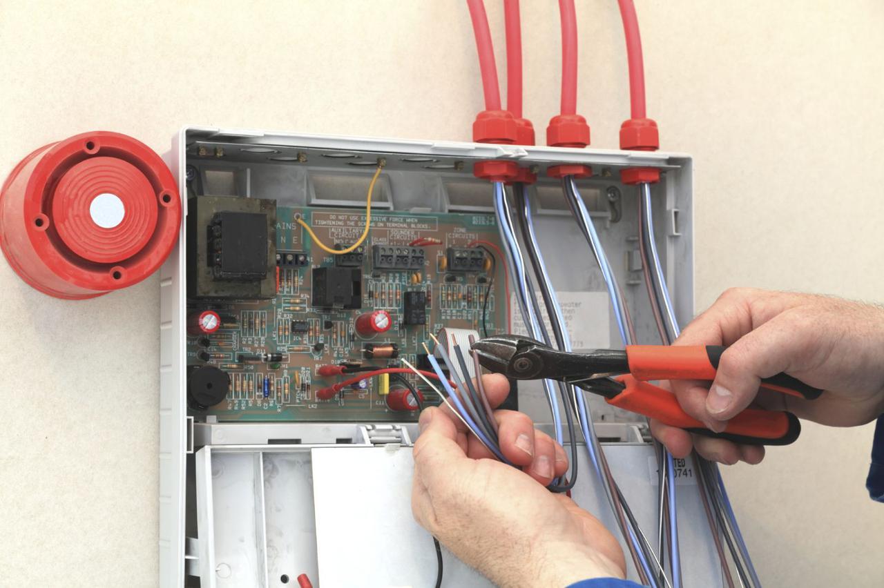 Порядок монтажа охранно пожарной сигнализации (опс), нормы и правила установки системы