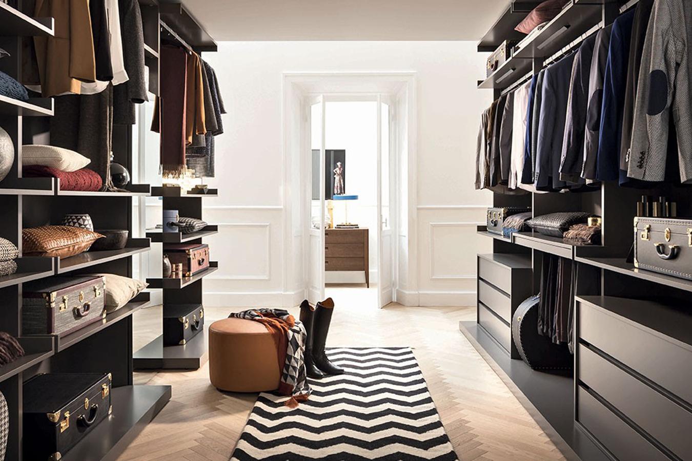 Нужна ли вентиляция в гардеробной