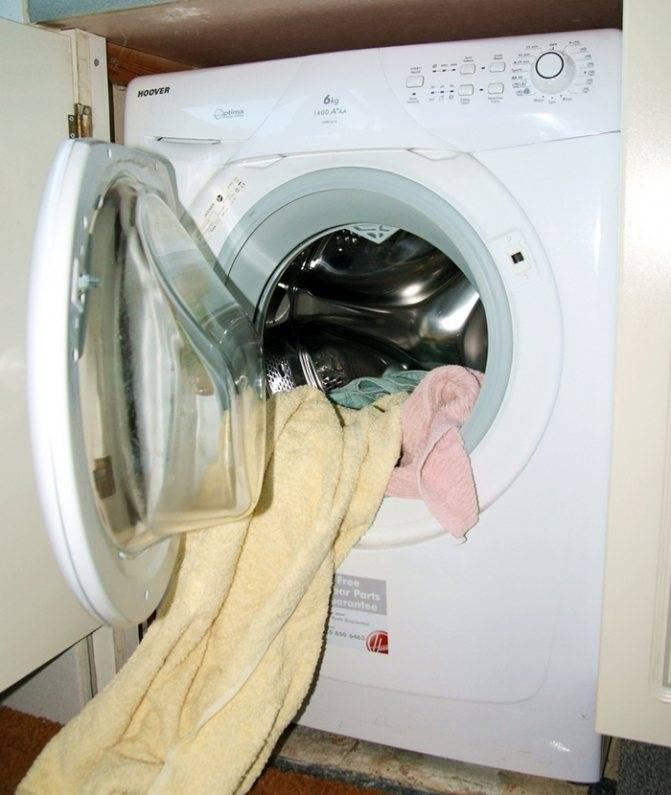 Как разблокировать стиральную машинку samsung? почему не открывается дверь после стирки и что делать? как снять блокировку от детей?