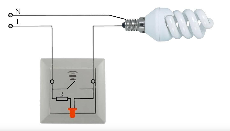 Светодиодная лампа начала моргать ремонт - морской флот