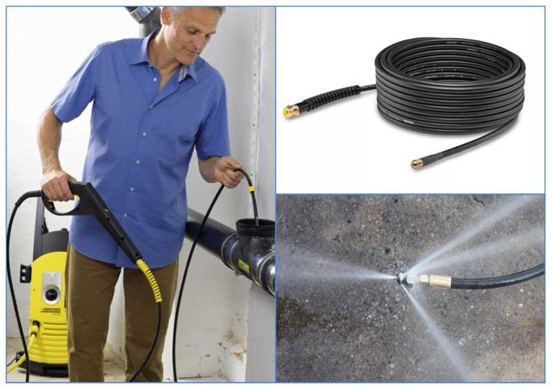 Прочистка канализационных труб – виды и способы чистки, правила выполнения работ