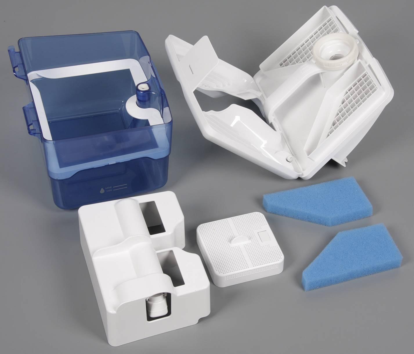 Пылесосы для сухой уборки с aqua-box thomas (томас)