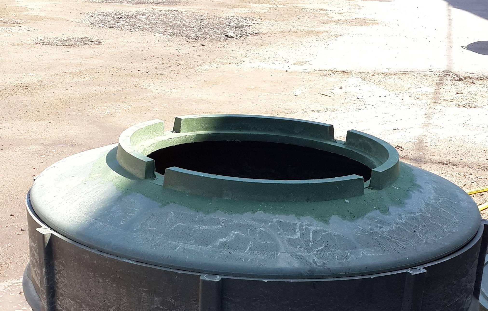 Пластиковые канализационные колодцы: разновидности + особенности монтажа