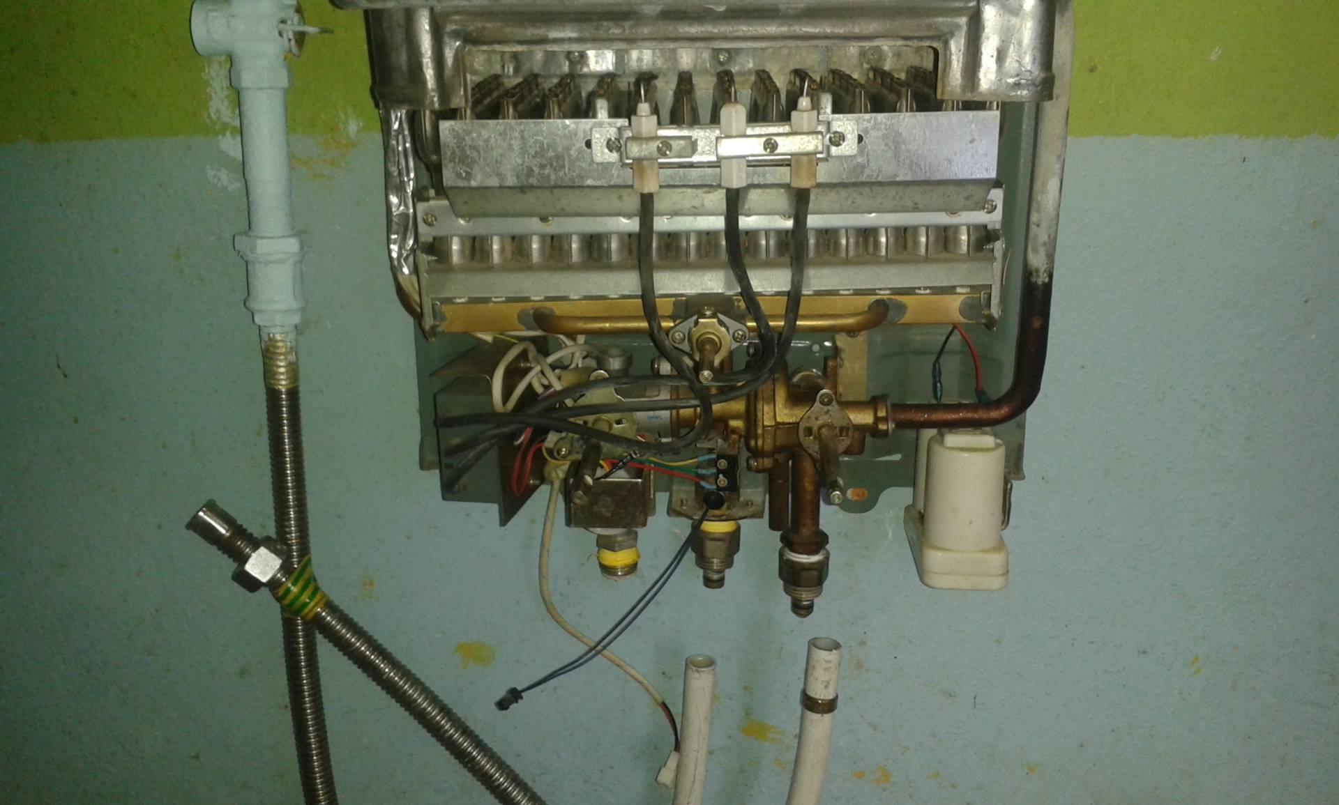 Ремонт газовых колонок на дому: пошаговые инструкции для решения наиболее распространённых проблем