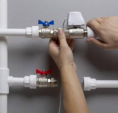 Датчик протечки воды: как работает, схемы подключения, делаем сами