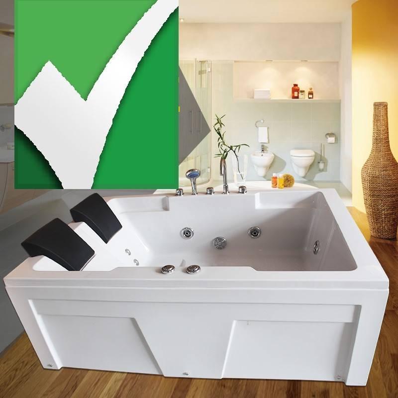 12 советов, как выбрать ванну с гидромассажем