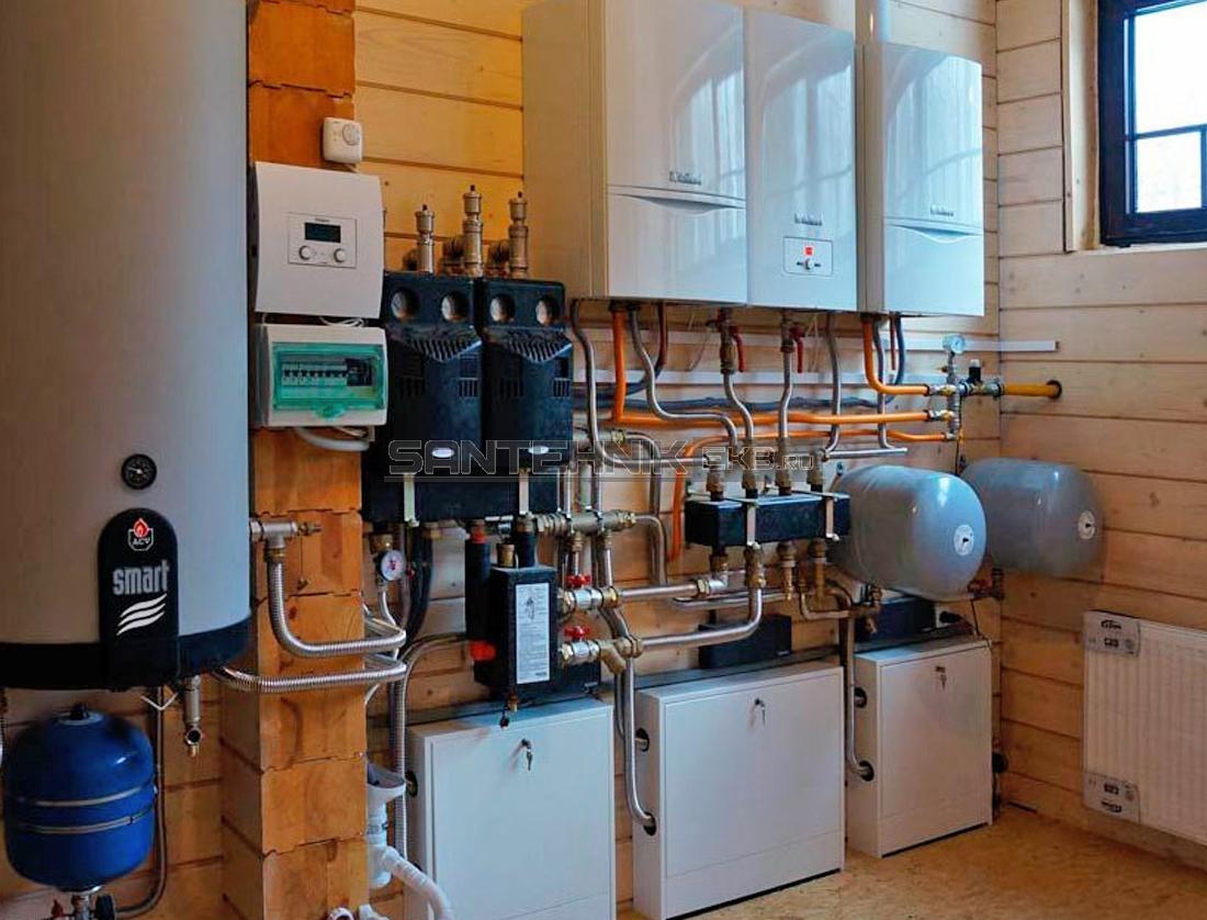 Виды систем отопления: какой тип лучше, эффективнее, современнее, какие бывают варианты промышленного и комбинированного обогрева