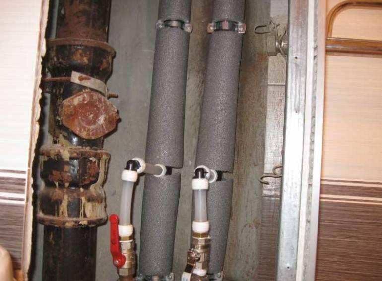 Перенос газовой трубы в доме: какие есть способы перемещения?