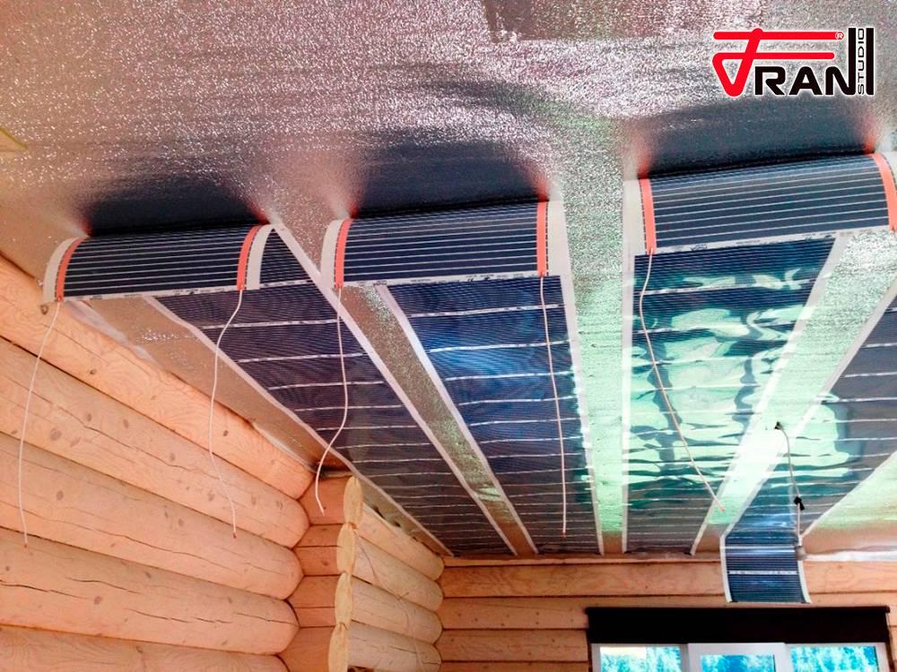 Система инфракрасного отопления плэн: принцип работы и основы монтажа пленочного лучистого нагревателя