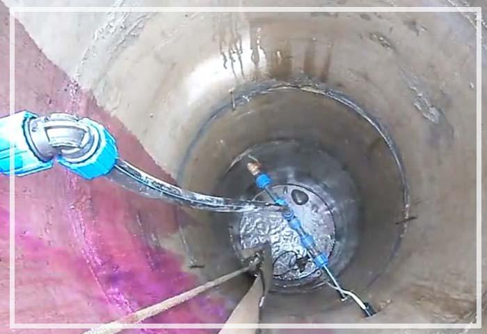 Узнайте, почему в аквариуме пенится вода. монтажная пена: пропускает воду или нет что можно сделать, если есть белый осадок в воде из колодца
