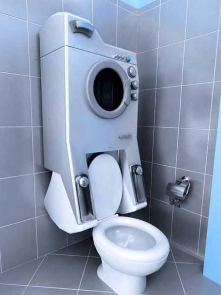 Дизайн маленькой ванной комнаты: идеи с фото