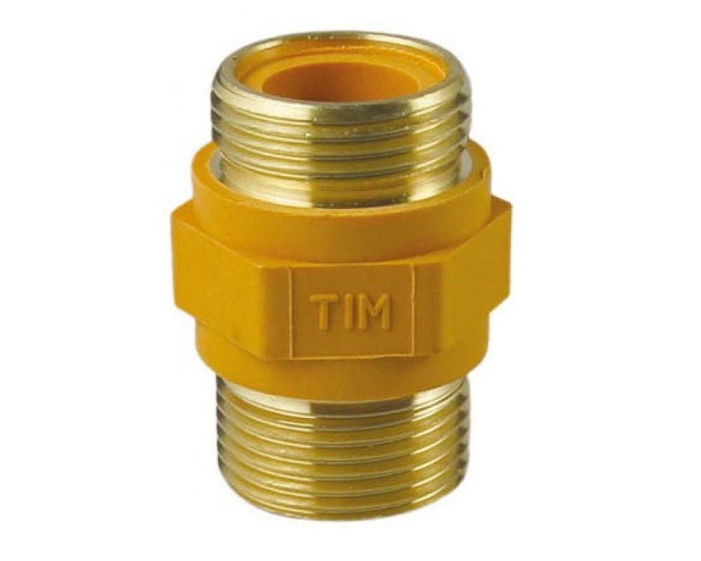 Изолирующее соединение (ис) для газопровода