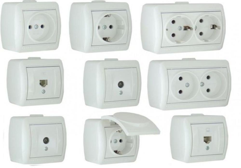 Разновидности выключателей
