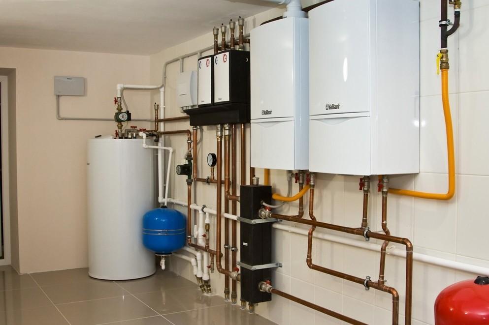 Отопление и водоснабжение частного дома: схемы, материалы   гидро гуру