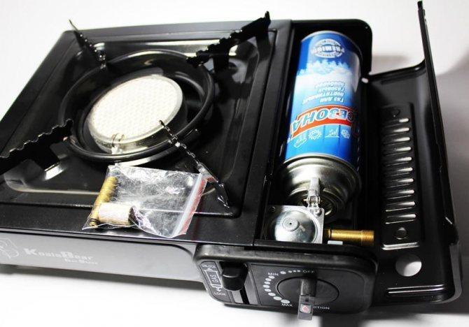 Плита, которая всегда с тобой: обзор компактных туристических газовых плит