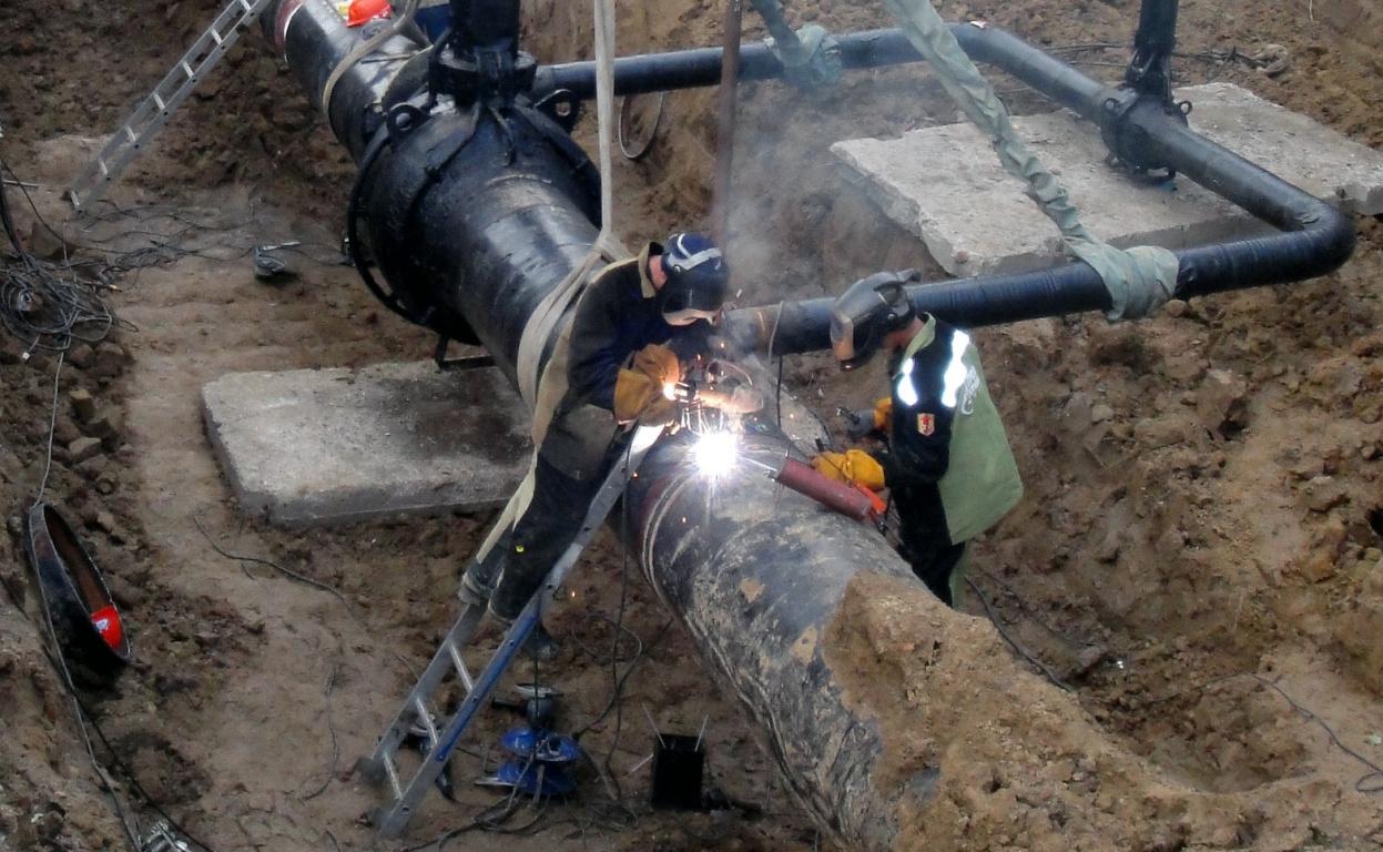 Монтаж газопровода в частном доме – требования и порядок работ + видео