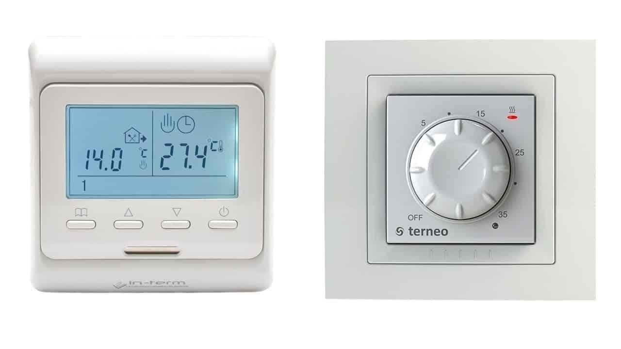 Комнатный терморегулятор
