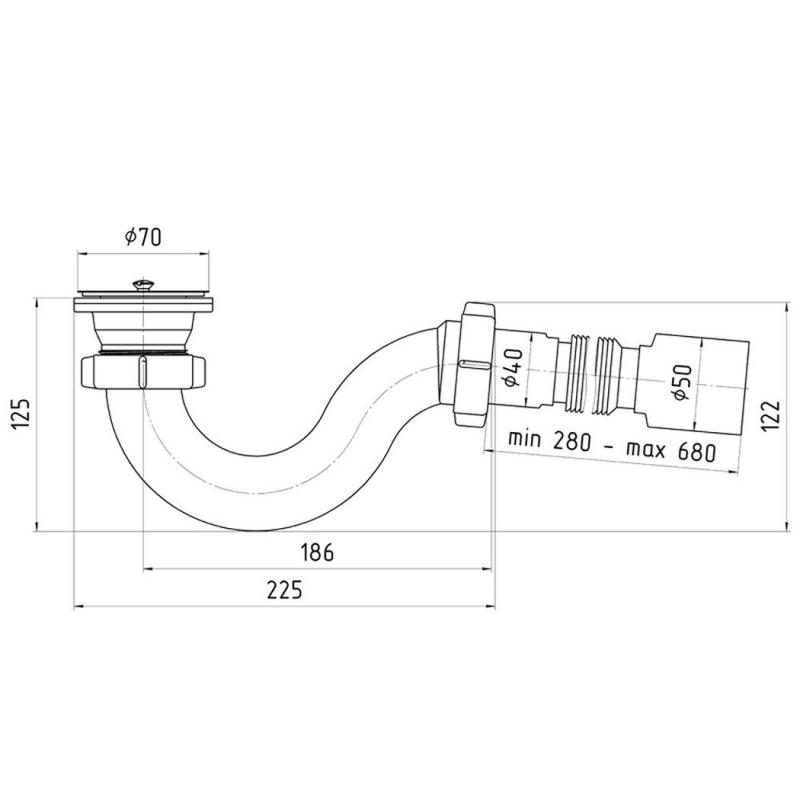 Сифон для душевой кабины – характеристики устройства + видео / vantazer.ru – информационный портал о ремонте, отделке и обустройстве ванных комнат