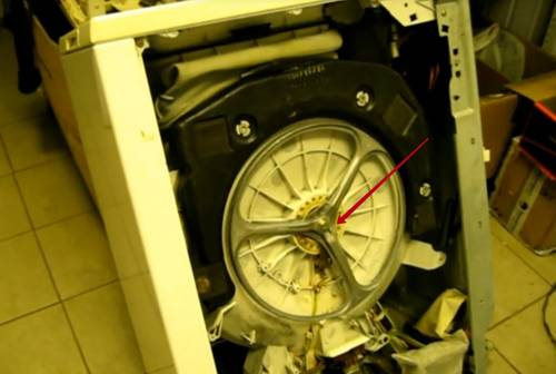 Замена подшипника в стиральной машине indesit: подробная инструкция