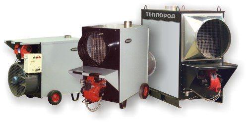 Система воздушного отопления дома