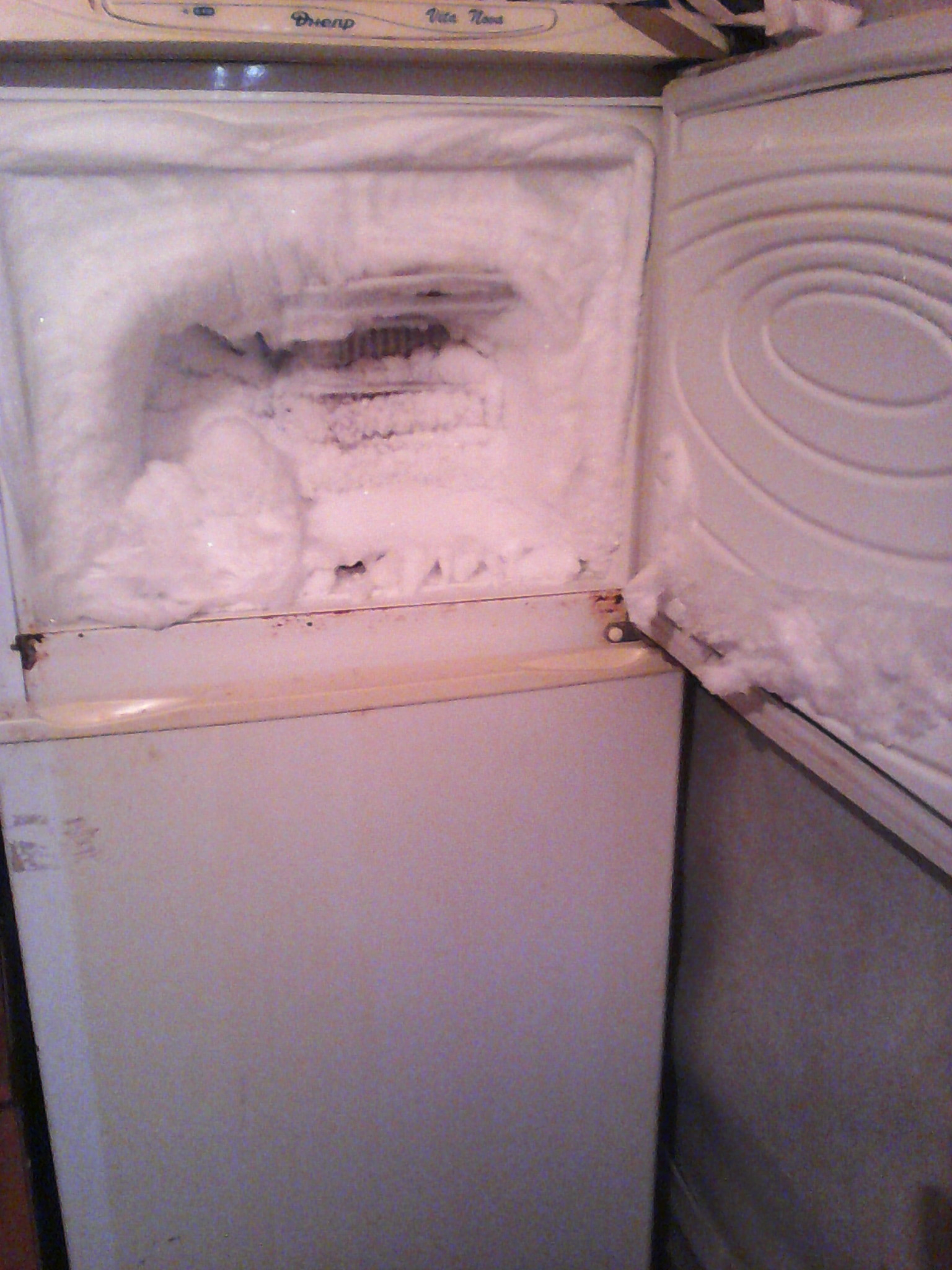 Размораживаем холодильник: 12 простых шагов