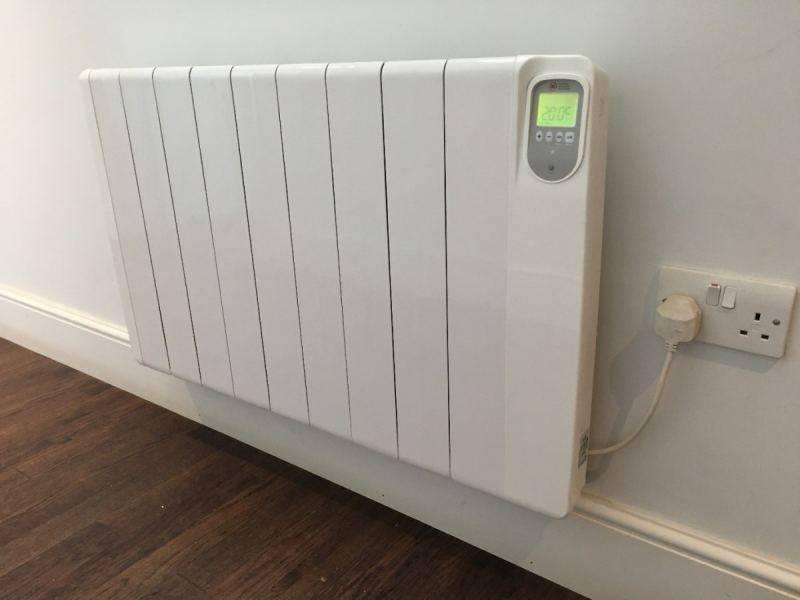 Как рассчитать мощность работы конвектора для помещений в загородном доме