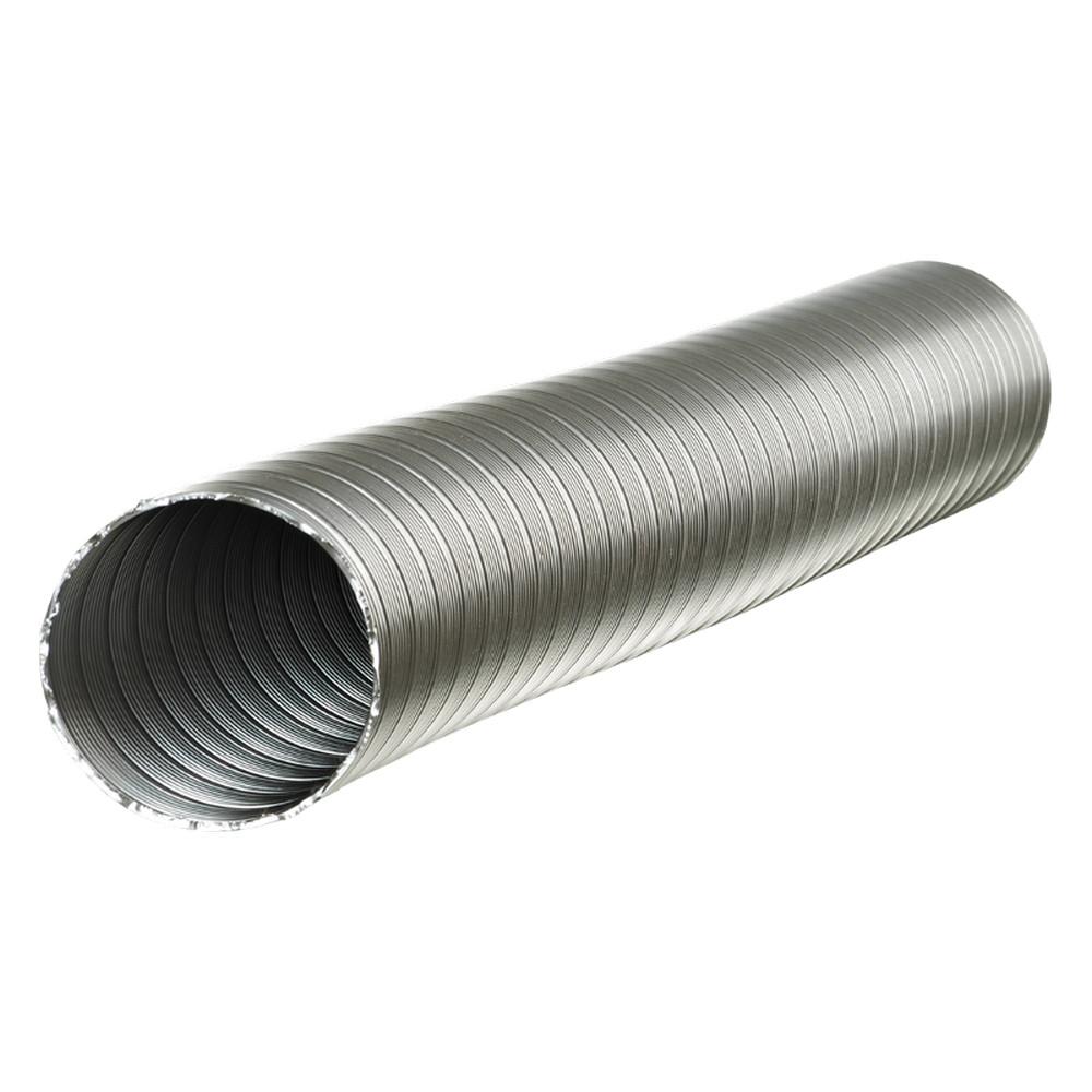Труба гофрированная для вентиляции: гибкие пластиковые, алюминиевые гофротрубы, вентиляционная труба гофра. диаметр