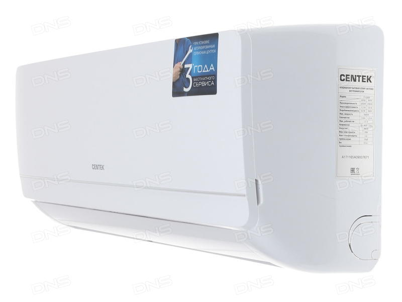 Обзор сплит-системы centek ct-65а09: разумная экономия или деньги на ветер?