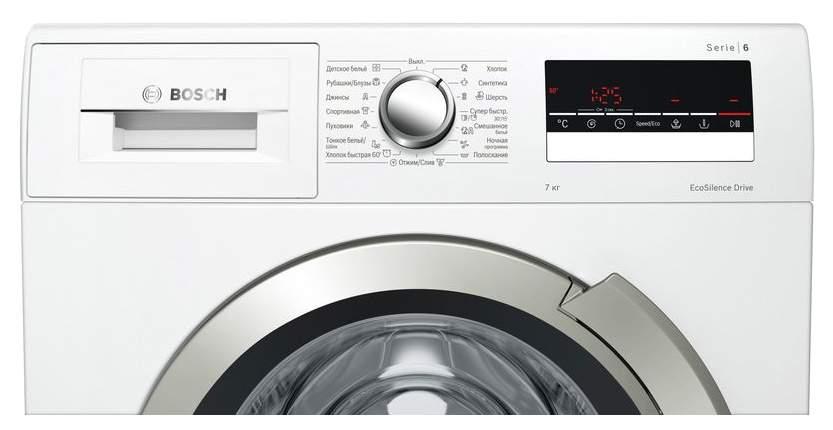 10 лучших стиральных машин bosch - рейтинг 2019 года