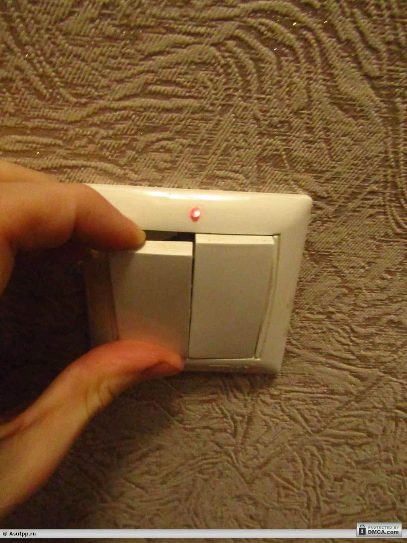 Разборка выключателя: подробная фото инструкция