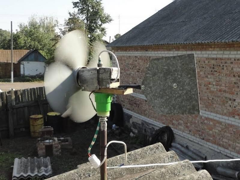 Ветрогенераторы своими руками с автомобильного генератора: принцип работы и технология сборки