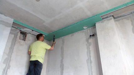 Вентиляция в натяжном потолке - естественная и принудительная