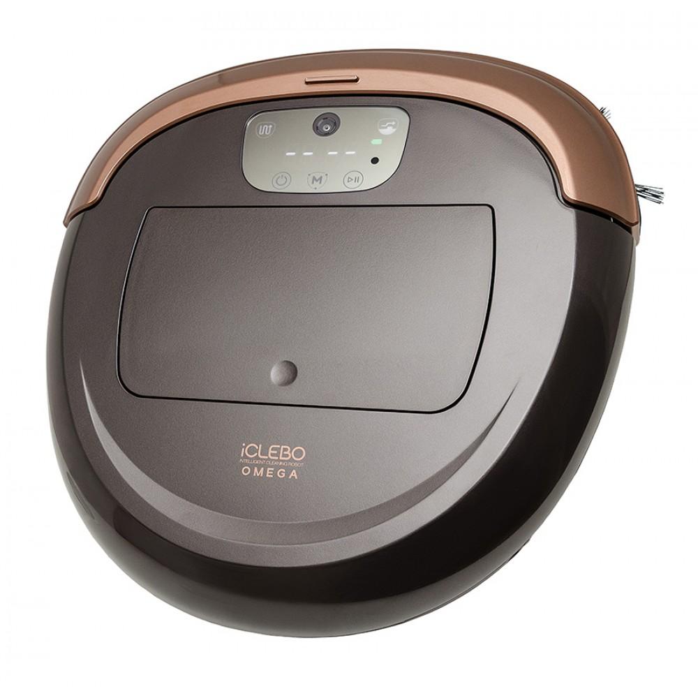 Роботы-пылесосы iclebo