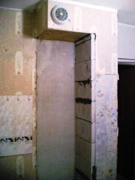 Как убрать вентиляционный короб на кухне: красивые решения