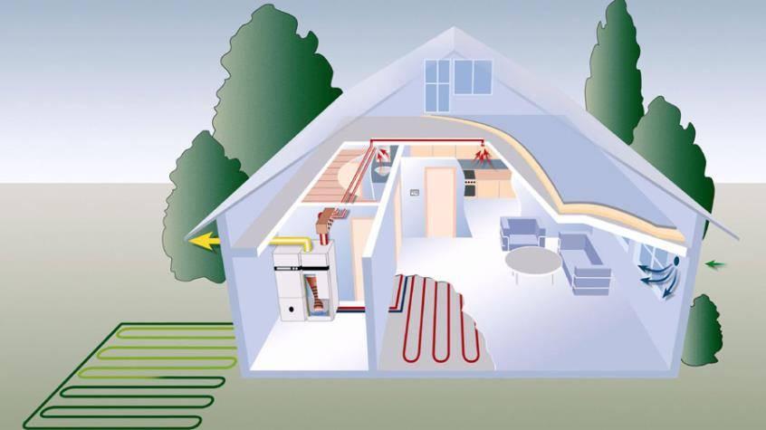 Экономное отопление электричеством: за и против