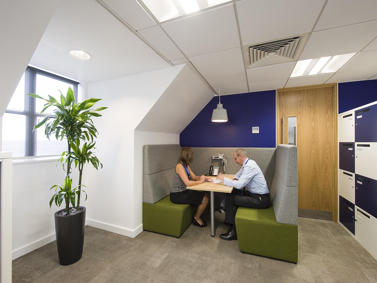 Зонирование пространства комнаты и квартиры: идеи и варианты современного зонирования