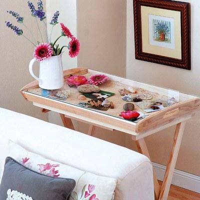 Столик для завтрака в постель: 90+ (фото) практичных вариантов