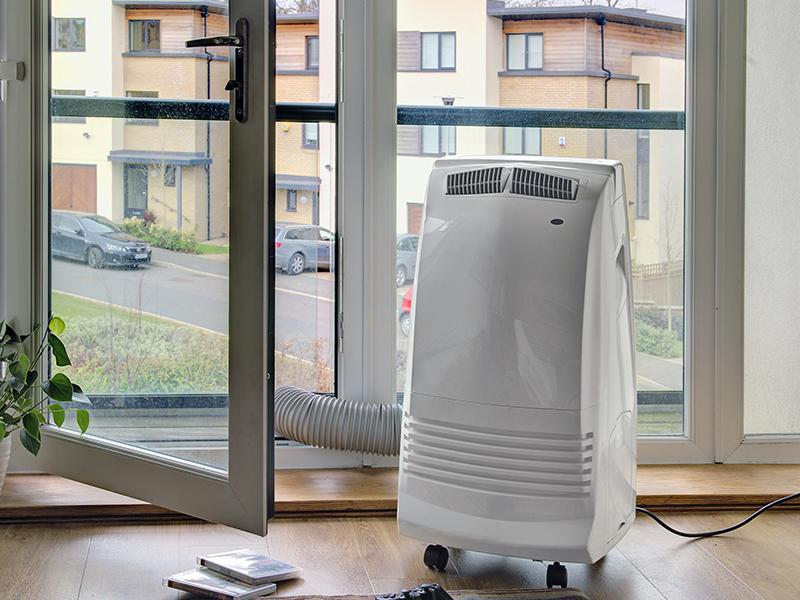 Установка мобильного кондиционера: монтаж в пластиковое окно в квартире, правильное подключение комплекта своими руками