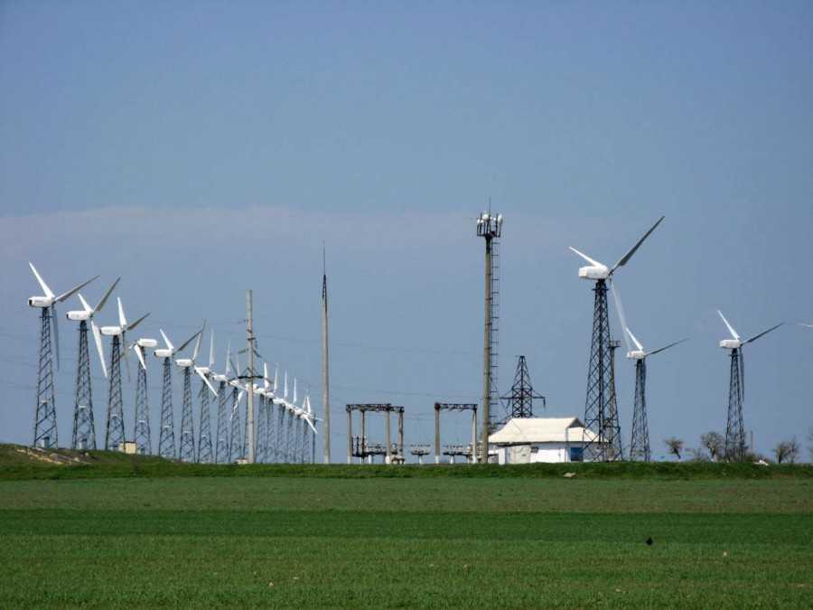 Где находится самый большой ветрогенератор в мире