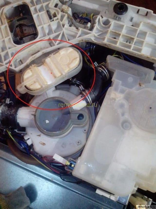Ремонт посудомоечных машин Электролюкс в домашних условиях: типичные неисправности и их устранение