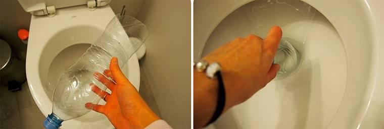 Засорился унитаз: как прочистить в домашних условиях, что делать, чтобы устранить засор самостоятельно