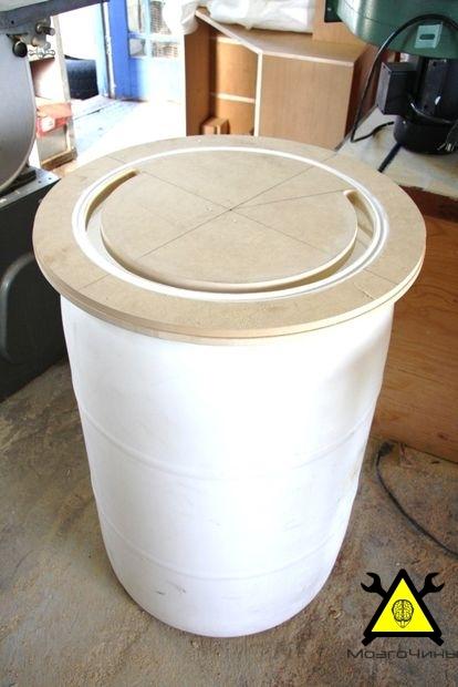 Как сделать циклон для пылесоса своими руками — устройство сепаратора пошаговый инструктаж по изготовлению